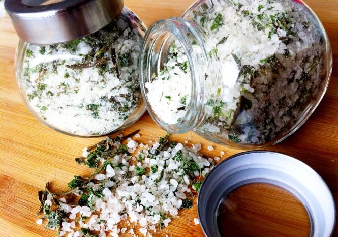 Gourmet Herb Salt