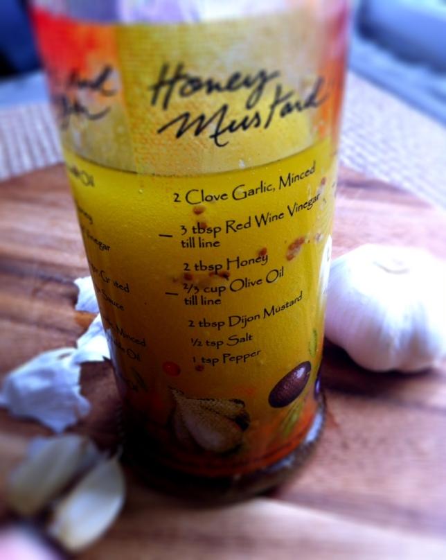 Honey Mustard Vinaigrette